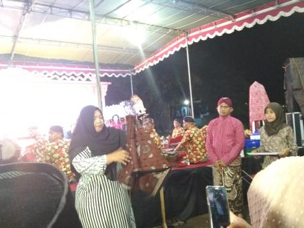 Lounching Batik Khas Bantul