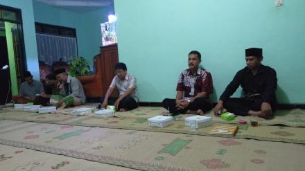 Sosialisasi Padat Karya Infrastruktur Desa di Pedukuhan Kresen
