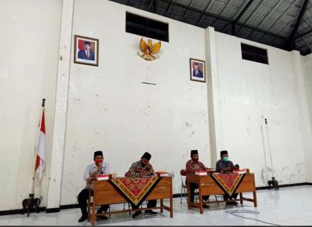 Pembentukan Kepengurusan POKDARWIS Desa Bantul