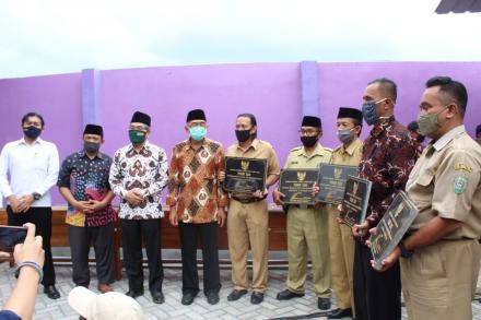 Syukuran dan Peresmian Program PISEW 2020