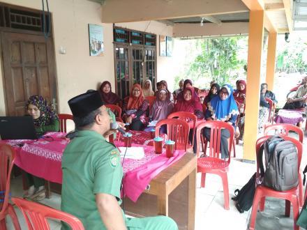 koordinasi kampung KB tegaldowo